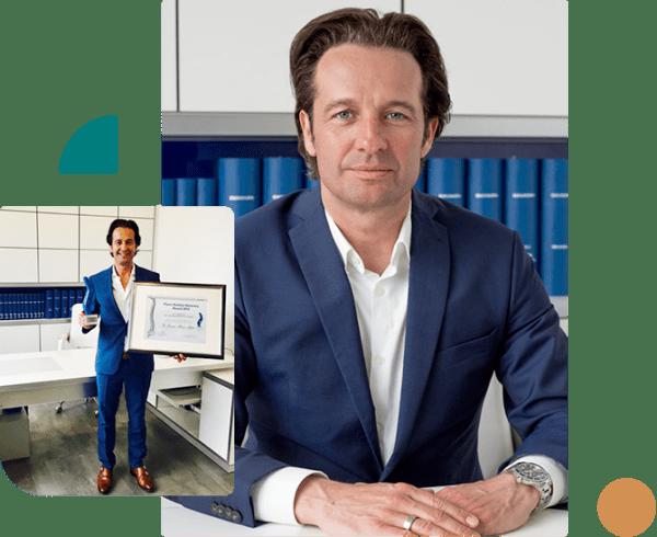 Autor tréninkové terapie pro léčbu bolesti zad Dr. Florian Maria Alfen